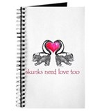skunks need love too Journal