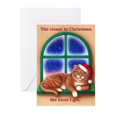 Closer Greeting Cards (Pk of 10)