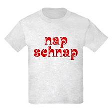 Nap Schnap Kids Light T-Shirt
