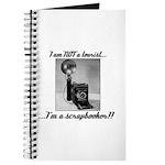 Scrapbooker - Not a Tourist Journal