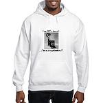 Scrapbooker - Not a Tourist Hooded Sweatshirt