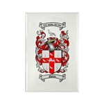 Nolan Family Crest Rectangle Magnet (10 pack)