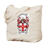 Nolan Family Crest Tote Bag