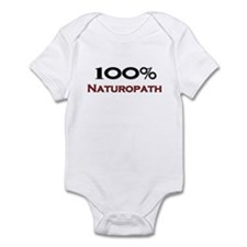 100 Percent Naturopath Infant Bodysuit