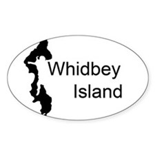 Whidbey Island vehicle sticker