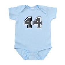 Number 44 Infant Bodysuit