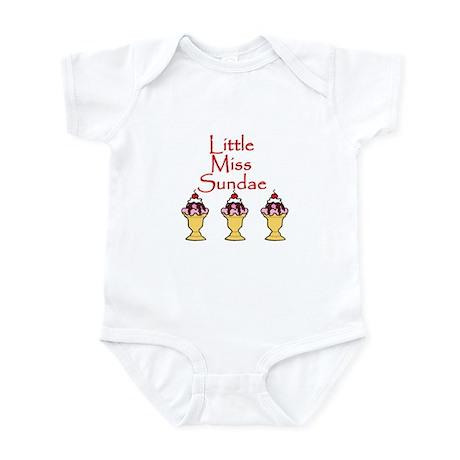 Little Miss Sundae Infant Bodysuit