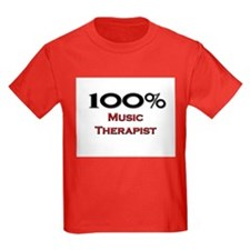 100 Percent Music Therapist T