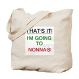 Cute Nonno Tote Bag