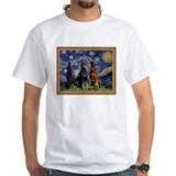 Starry Night & Dobie Pair Shirt