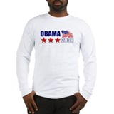 Obama 2008 Long Sleeve T-Shirt