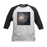 Hubble image of a Spiral Galaxy Tee