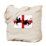 St George's Day Tote Bag