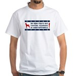 Min Pin Fighting Technique T-shirt
