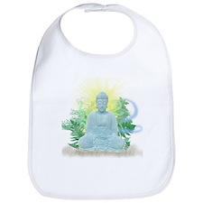 Buddha Trees Bib