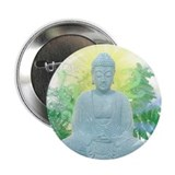 "Buddha Trees 2.25"" Button"
