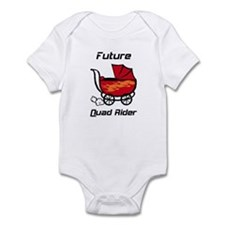 Future Quad Rider Stroller Infant Bodysuit