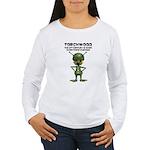 Torchwood Women's Long Sleeve T-Shirt