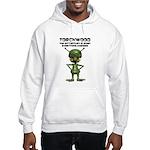 Torchwood Hooded Sweatshirt