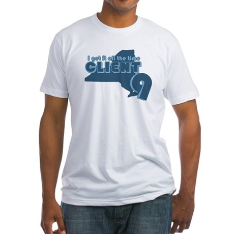 Spitzer Client 9 Fitted T-Shirt