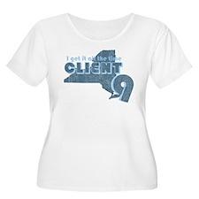 Spitzer Client 9 T-Shirt