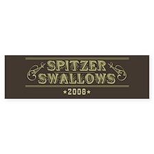 Spitzer Swallows Bumper Sticker (50 pk)