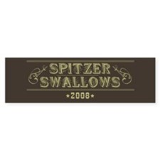 Spitzer Swallows Bumper Sticker (10 pk)
