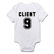 Client 9 Infant Bodysuit