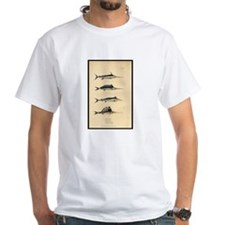 Fish T-Shirt: Xipphias gladius and friends