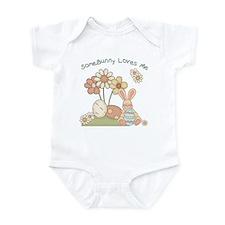 Somebunny Loves Me! Infant Bodysuit