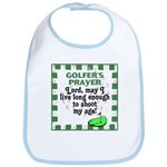 Golfer's Prayer Bib
