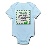 Golfer's Prayer Infant Creeper