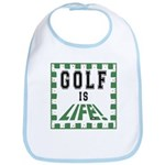 Golf Is Life Bib