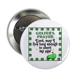 Golfer's Prayer Button