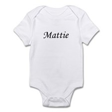 Mattie Infant Bodysuit