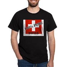 100 Percent SWISS T-Shirt