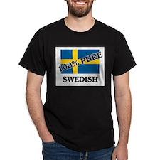 100 Percent SWEDISH T-Shirt
