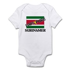 100 Percent SURINAMER Infant Bodysuit