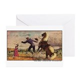 Cowboy Serenade Greeting Cards (Pk of 10)
