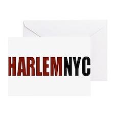 Unique Harlem Greeting Card
