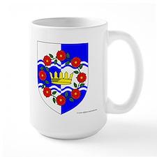 Queen of Atlantia Large Mug