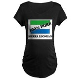 100 Percent SIERRA LEONEAN T-Shirt