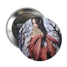 Moon Shadow Fairy Button