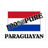 100 Percent PARAGUAYAN Postcards (Package of 8)