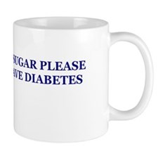 Diabetes Small Mugs