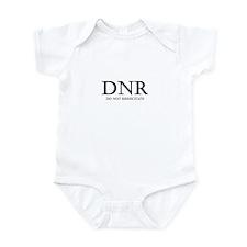 Do Not Resuscitate Infant Bodysuit