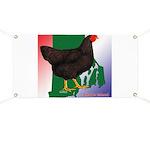 Rhode Island State Bird Banner