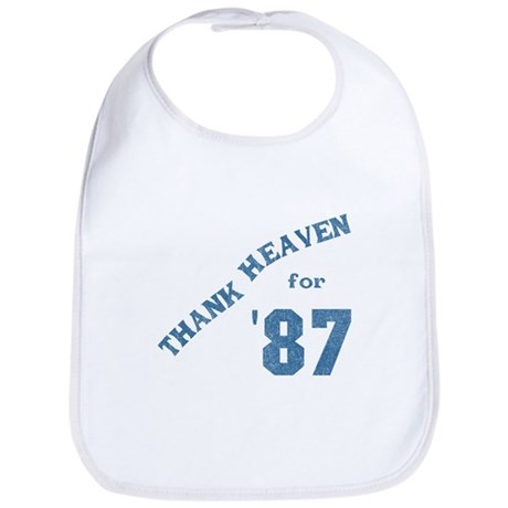 Thank Heaven for '87 Bib