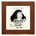 Descartes Framed Tile