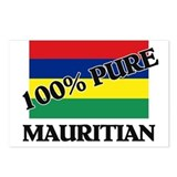 100 Percent MAURITIAN Postcards (Package of 8)